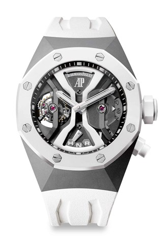 Royal Oak Offshore GMT Tourbillon